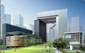 Hong Kong - Tamar Development Project